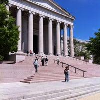 Photo taken at National Gallery of Art - West Building by Damian W. on 4/29/2012
