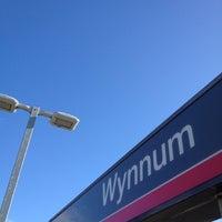 Photo taken at Wynnum Railway Station by Darren B. on 3/26/2012
