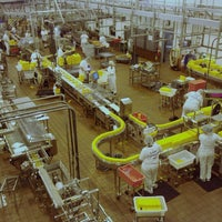 Photo taken at Tillamook Cheese Factory by Steven L. on 8/3/2012