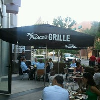 Photo taken at Del Frisco's Grille by Sam Y. on 5/2/2012