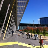 Photo taken at Melbourne Convention and Exhibition Centre by Fernando d. on 5/10/2012