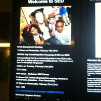 Photo taken at Boston University School of Education by Becca N. on 2/15/2012