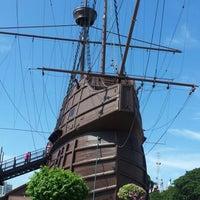 Photo taken at Kompleks Muzium Maritim (Samudera / Flor de La Mar) by Diana A. on 6/10/2012