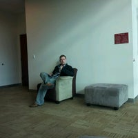 Photo taken at Davenport University Academic Building by David K. on 3/8/2012