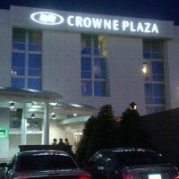 Photo taken at Crowne Plaza Charleston Airport by Mary Catherine J. on 3/11/2012