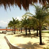 Photo taken at The Blue Sky Resort Koh Payam by Ming on 2/20/2012