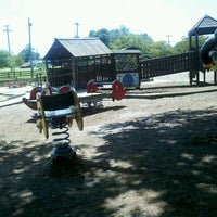 Photo taken at Century Park & Kids Planet by Beth E. on 8/31/2012