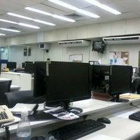 Photo taken at Folha de Pernambuco by Monaliza B. on 9/2/2012
