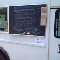 Photo taken at PORC (Purveyors Of Rolling Cuisine) by Greg R. on 4/27/2012