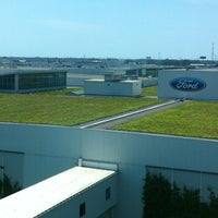 Photo taken at Ford River Rouge Factory Tour by Paris W. on 7/23/2012
