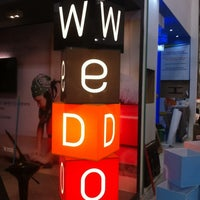 Photo taken at WeDo Technologies #MWC12 Stand H1-J31 #BSSOSS by Carlos M. on 3/1/2012
