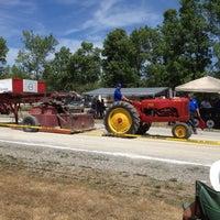 Photo taken at Farmersville Exhibition by Hendrik P. on 7/21/2012