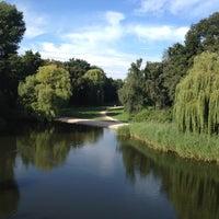 8/16/2012 tarihinde Oksanaziyaretçi tarafından Rudolph-Wilde-Park'de çekilen fotoğraf