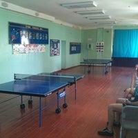 Photo prise au СДЮСШОР #10 по настольному теннису par Eugene K. le6/17/2012