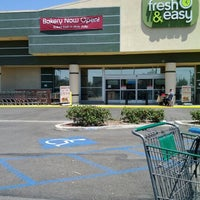 Photo taken at Fresh & Easy Neighborhood Market by Marrio L. on 5/29/2012