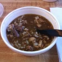 Photo taken at Cafe' Jefferson by superJennifer on 2/28/2012