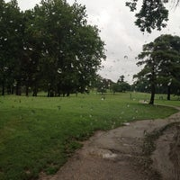 Photo taken at Elmwood Park Golf Course by Bucky C. on 6/15/2012