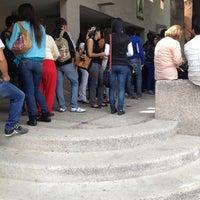 Photo taken at Facultad De Ciencias Quimicas by Miguel on 7/16/2012