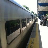 Photo taken at Metro North - North White Plains Station by Bradley W. on 6/24/2012