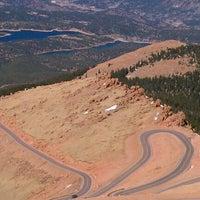 Photo taken at Pikes Peak by Kris M. on 4/1/2012