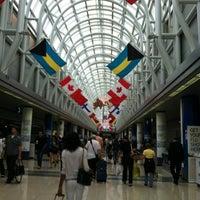 Photo taken at Terminal 3 by Jan D. on 9/2/2012