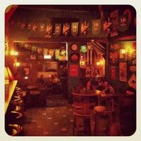 Photo taken at Deep Bar 611 by Fernando S. on 5/23/2012