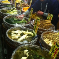 Photo taken at Nishiki Market by moco on 3/4/2012