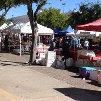 Photo taken at Hayward Farmers Market by Katrin S. on 6/9/2012