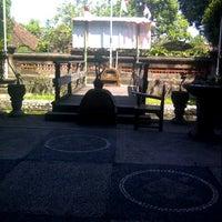 Photo taken at Fakultas Sastra by Parta Y. on 8/21/2012