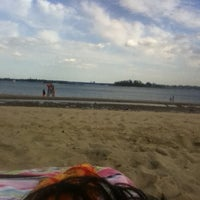 Photo taken at Orchard Beach by Dennis B. on 6/2/2012