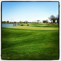 Photo taken at Karsten Golf Course by Jen S. on 4/1/2012