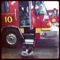 Photo taken at FS# 10 Las Vegas Fire & Rescue by Joshua B. on 6/1/2012