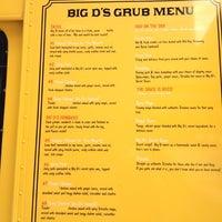 Photo taken at Big D's Grub Truck by Tom B. on 7/2/2012