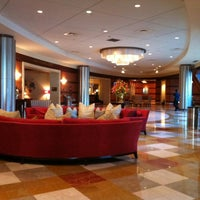 Photo taken at Indianapolis Marriott Downtown by Joe N. on 7/4/2012