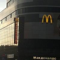 Снимок сделан в McDonald's пользователем Alexander T. 5/10/2012