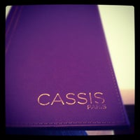 Photo taken at Cassis Paris by Carey T. on 3/24/2012