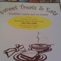 Photo taken at Sweet Treats & Eats by Barb C. on 7/21/2012