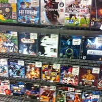 Photo taken at Gamestop by Will D. on 6/5/2012