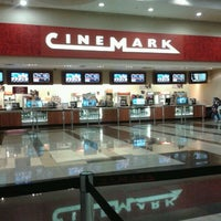 Photo taken at Cinemark by ERIVAN A. on 4/29/2012