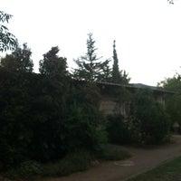 Photo taken at Kibbutz Inbar Country Lodging by Dani P. on 5/28/2012