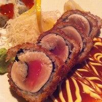 Photo taken at Ru San's Japanese Sushi & Cuisine by S Kehinde on 6/27/2012