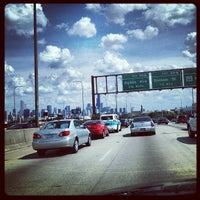 Photo taken at Kennedy Expressway by Nikelii B. on 6/16/2012