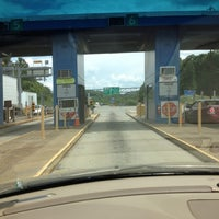 Photo taken at PA Turnpike - New Stanton Exit by Anthony B. on 6/3/2012