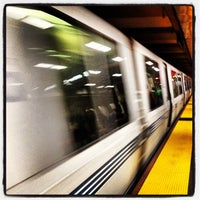 Photo taken at 16th St. Mission BART Station by E M. on 7/1/2012