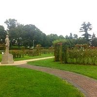 Photo taken at Rose Garden by Martha K. on 8/19/2012