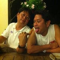 Photo taken at krua pak bang by Pang S. on 7/29/2012