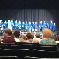 Photo taken at Alcovy High School by Kelli C. on 5/14/2012