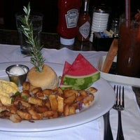 Photo taken at Hash House A Go Go by Timberlee on 8/30/2012