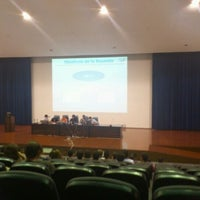 Photo taken at ETSI Telecomunicaciones by Jose Manuel R. on 6/6/2012