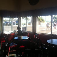 Photo taken at Pier View Coffee Co. by Mark A. on 8/20/2012